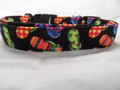 Dog Days Colorful Flip Flop Dog Collar