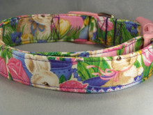 Easter Bunny Dog Collar Rescue Me Collars
