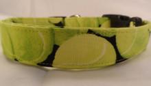 Tennis Ball Dog Collar Rescue Me Collar