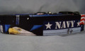 US Navy Licensed Fabric Dog Collar