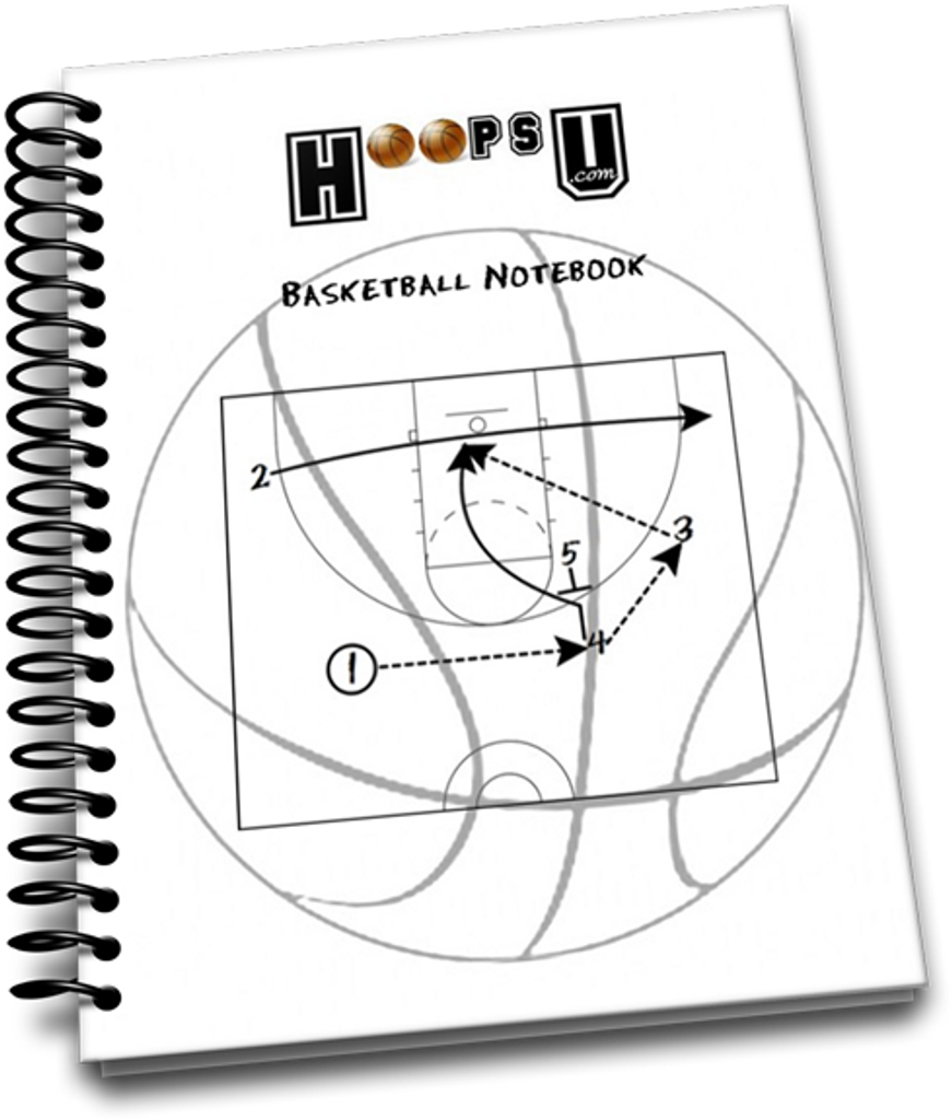 The Basketball Notebook cover