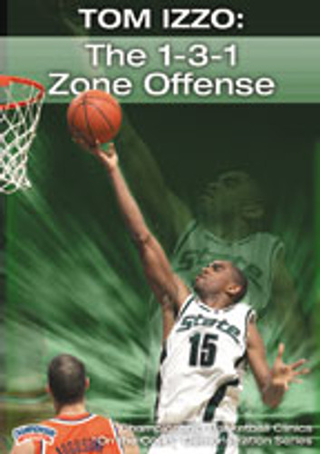 Tom Izzo: The 1-3-1 Zone Offense