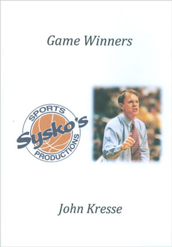 Game Winners: John Kresse
