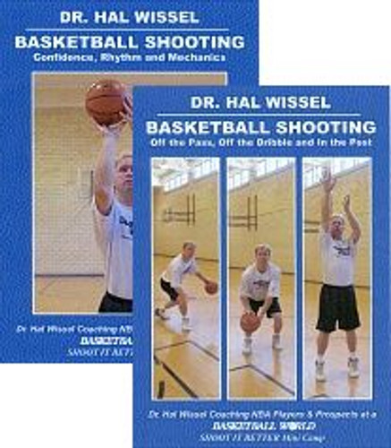 Basketball Shooting 2-Pack DVD: Hal Wissel