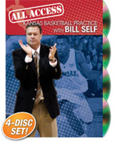 All Access Kansas Basketball Practice with Bill Self