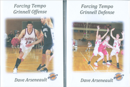 Grinnell Forcing Tempo System: 2 DVD Combo-Pack: Dave Arsenault