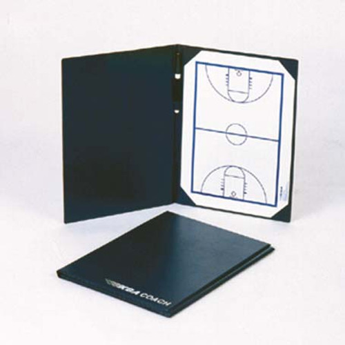 Basketball Coach Double Playmaker & Folder