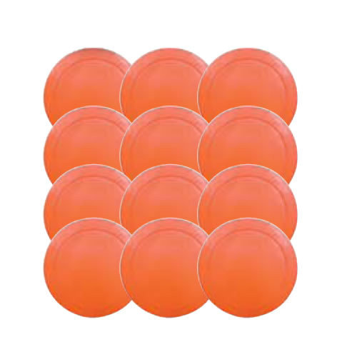 "SSG / BSN 9"" Orange Spot Markers"