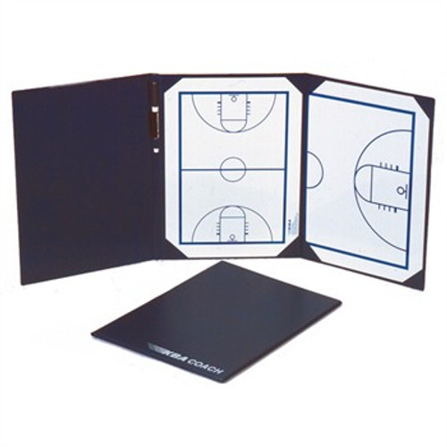 Basketball Coach Triple Playmaker & Folder