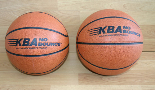 KBA No-Bounce Basketball