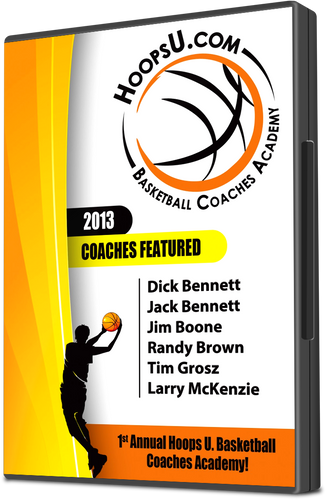 2013 Hoops U. Basketball Coaches Academy
