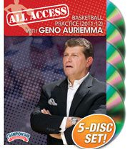 All Access Basketball Practice with Geno Auriemma (2011-2012)