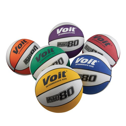 Voit Lite 80 Basketball Prism Pack - Intermediate Size