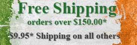 Free Shipping on orders over $150.00