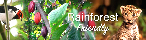 Rainforest Friendly