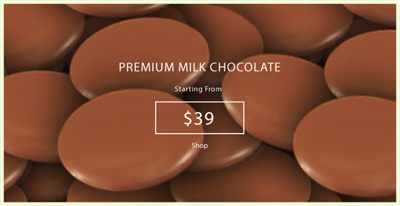 Shop For Premium Milk Chocolate