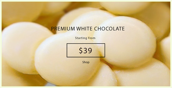 Shop For Premium White Chocolate