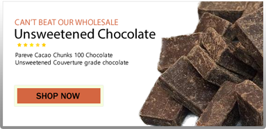 Shop For Unsweetened Chocolate