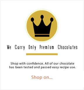 We Carry Only Premium Chocolates