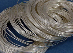 Silver Wire  / meter