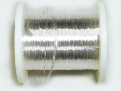 Silver-Gold(3.0%) wire, d=0.3mm / meter