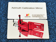 Azimuth Calibration Mirror