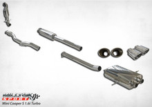 Milltek Cat-Back Exhaust R56/58/JCW