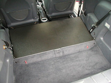 Mini Cooper Rear Seat Delete Kit