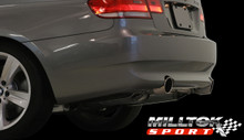 Milltek E92 335i Twin Turbo Cat Back
