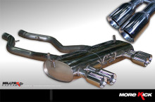 Milltek E92 M3 Coupe Exhaust