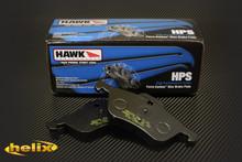 Hawk HPS Street Performance Brake Pads for Z Series