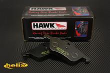 Hawk HP+ Street Performance Brake Pads for Z Series