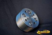 Helix Supercharger Pulley
