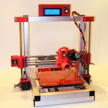 TubularBot aluminum frame 3D Printer Kit .