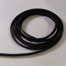 GT2 timing belt, 2 meters long, 6mm width
