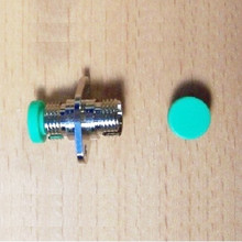 Fiber Optic adapter, FC-APC female to female