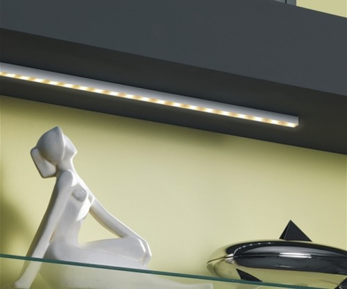 led light ready to go kits under cabinet display picture led