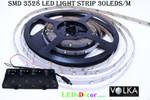 3528 30 LEDs/m Non-Waterproof  White LED Light D.I.Y Kit Type 2