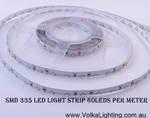 SMD 335 60pcs/m Non-Waterproof Side-Emitting