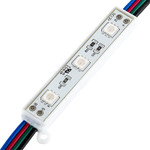 5050 3 LEDs String Sign  Module RGB