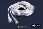 10 Meter Waterproof DC Extension Lead 5.5mm x 2.1mm