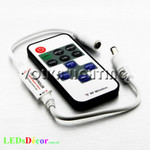 12V Mini LED Dimmer with RF Remote
