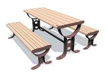 Franklin Picnic Table