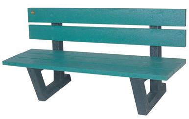 "5' Park Series Bench ""Standard"""