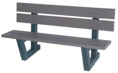 "5' Park Series Bench ""Econo"""