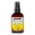 Colloidal Silver Spray 4oz    18ppm