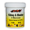 Kidney & Bladder        D Mannose