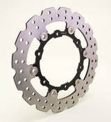 Rear Disc Brake Rotor for KTM 690/950/990 by Warp 9