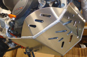 KTM 690 2008-2017,Husqvarna 701 16-17-Skid plate-New!