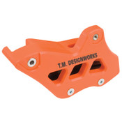 T.M. Designworks Factory Edition 2 Rear Chain Guide KTM-Orange 125/250/450/500 2008-2016